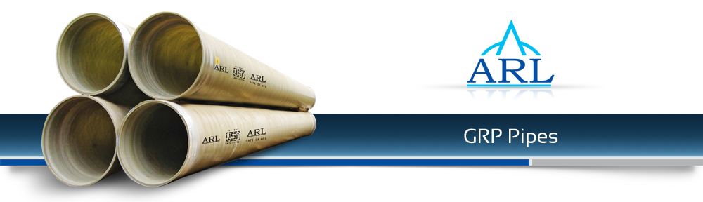 ARL GRP Pipes - ARL InfratechARL Infratech