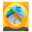 earthquake resistant icon